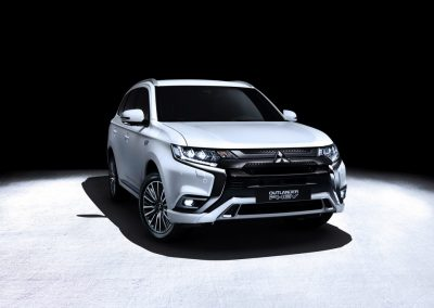 Mitsubishi Outlander PHEV Intense S
