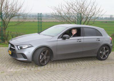 Mercedes-Benz A klasse 180D