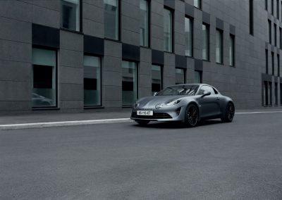 Alpine A110S:  Nieuwste versie van lichtgewicht sportauto