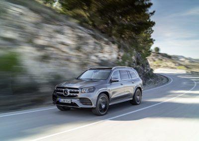 Mercedes-Benz Nieuwe GLS 400 d 4MATIC