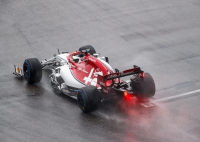 Het is te hopen voor Alfa Romeo dat het team de diskwalificatie ongedaan kan maken van Duitsland