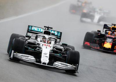 Lewis Hamilton gaat gewoon voor weer een nieuwe titel