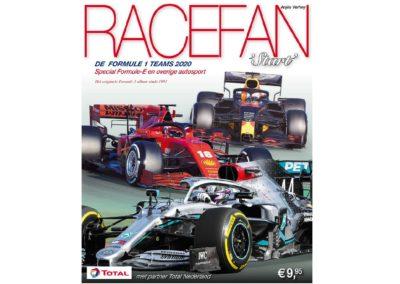 RaceFan F1 'Start' 2020, Collectors-item!!