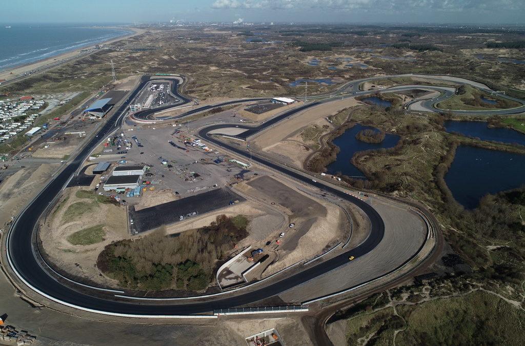 Circuit Zandvoort op F1 kalender 2021…