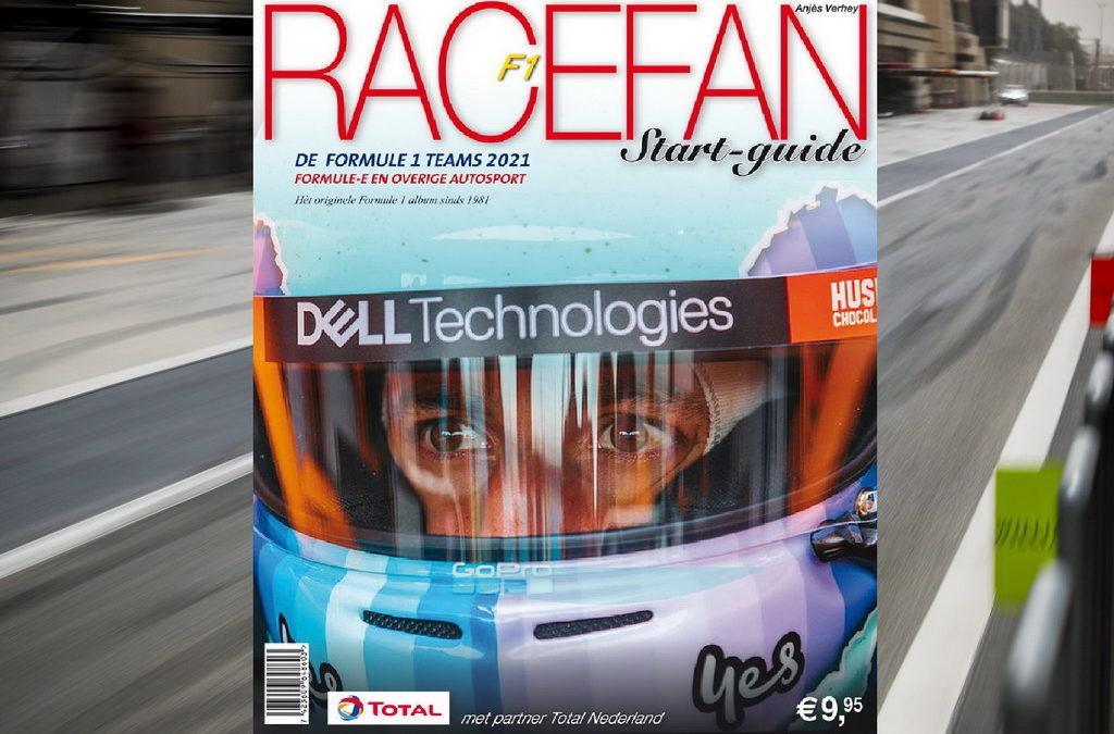 De gloednieuwe RaceFan F1 'Start'-guide 2021!